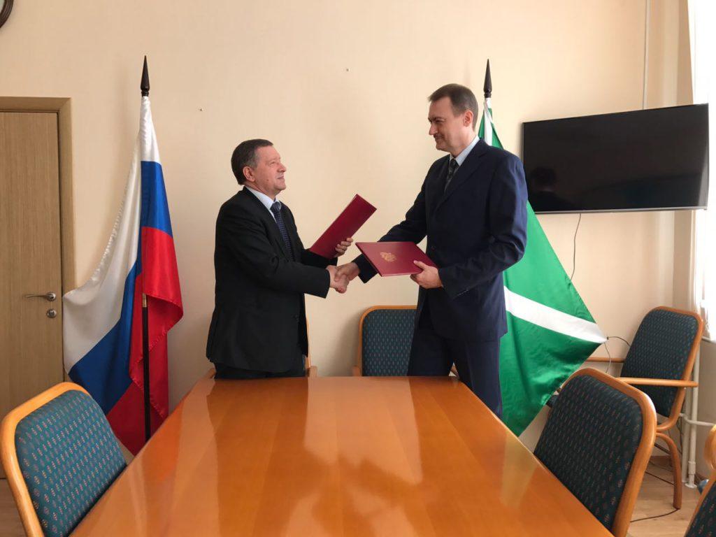 Соглашение о сотрудничестве между МИАЦ и Общественным советом при ФТС России