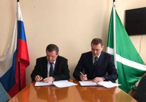 Подписание Соглашения о сотрудничестве между МИАЦ и Общественным советом при ФТС России